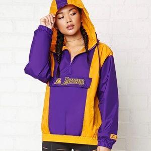 Lakers Anorak Jacket